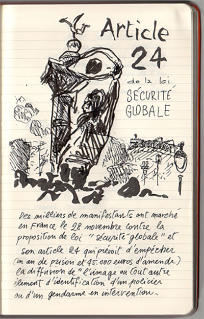ARTICLE 24 – Reportage