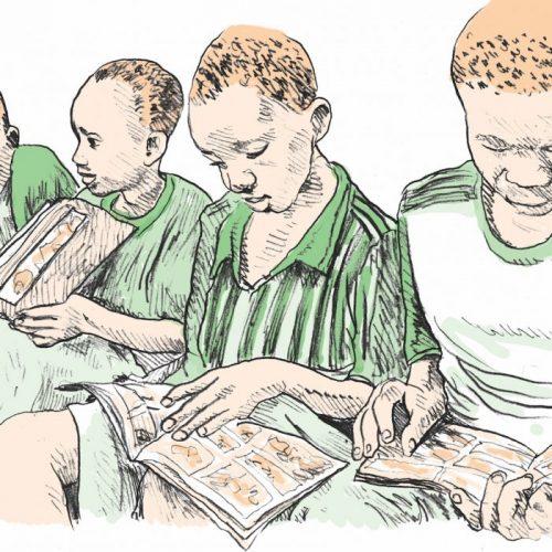 FUMETTO – Bangui